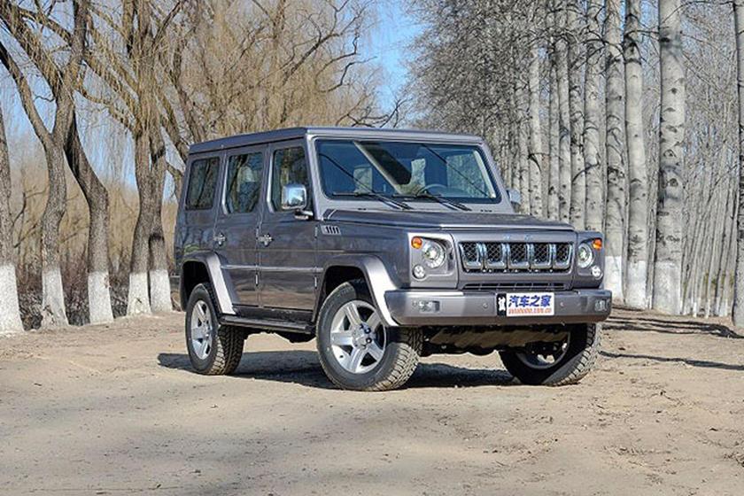 Những mẫu xe Trung Quốc copy: Tốt và Tệ (P1)                                            -5