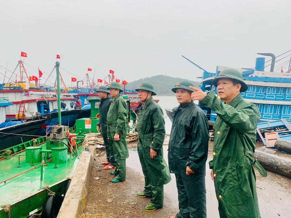 Nghệ An: Ra công điện khẩn về công tác ứng phó với bão số 2-2