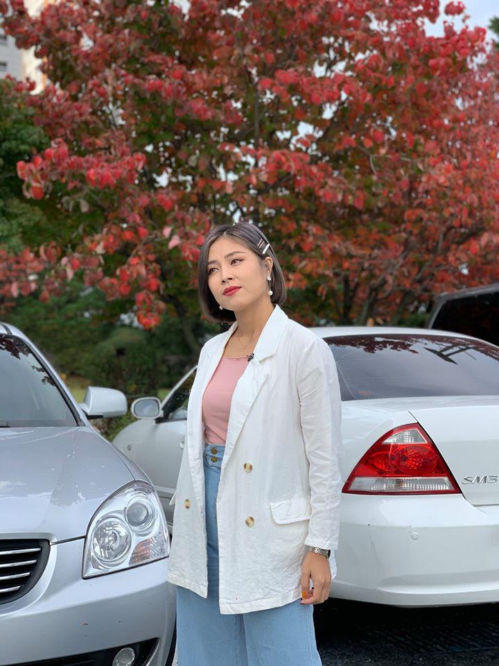 Lộ ảnh bụng to bất thường, MC Hoàng Linh bị nghi đã có tin vui sau khi tái hôn với đồng nghiệp VTV -3