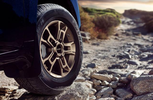 Ra mắt Toyota Land Cruiser 2021 - chiến binh sa mạc ưa thích của giới nhà giàu Trung Đông-1