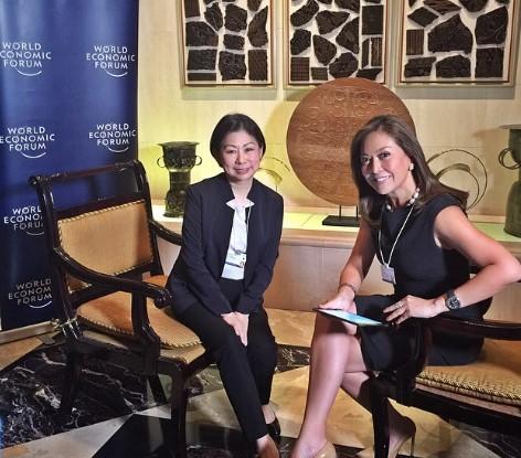 Nữ tỷ phú giàu nhất Philippines: 8 tuổi bán giày bị cười nhạo, 69 tuổi vẫn muốn học tiếp-1