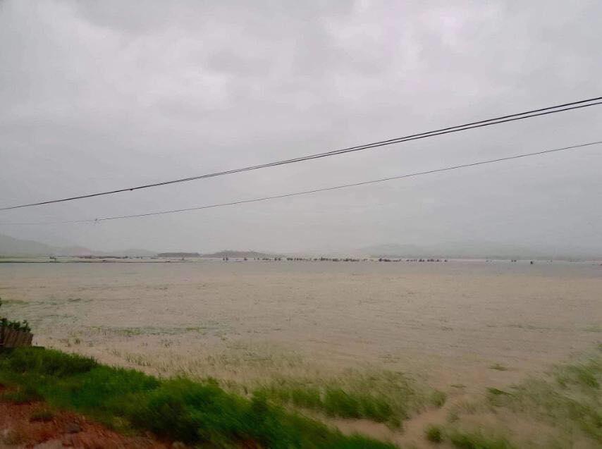 Hà Tĩnh: Sai sót trong lập đồ án, Trung tâm hành chính huyện Kỳ Anh ngập trong nước sau cơn mưa-4