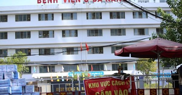 Lịch trình di chuyển 22/45 bệnh nhân Covid-19 đã công bố ngày 31/7 tại Đà Nẵng