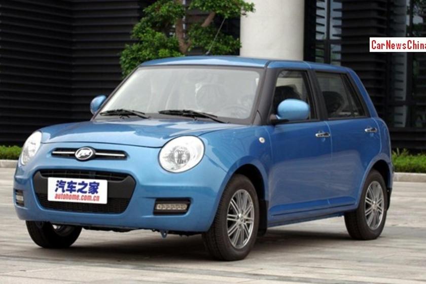 Những mẫu xe Trung Quốc copy: Tốt và Tệ (P2)                                            -4