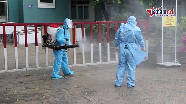 Bên trong BV dã chiến quy mô 200 giường vừa hoàn tất tại Đà Nẵng