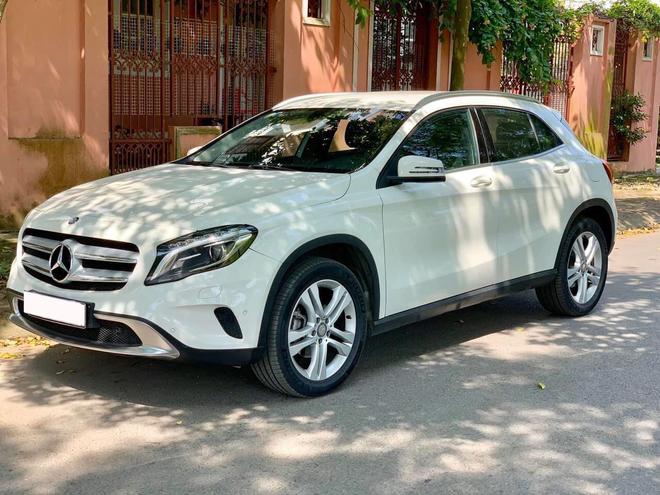 Có hơn 800 triệu, chọn Mercedes-Benz GLA 200 6 năm tuổi hay Mazda CX-5 2020?-1