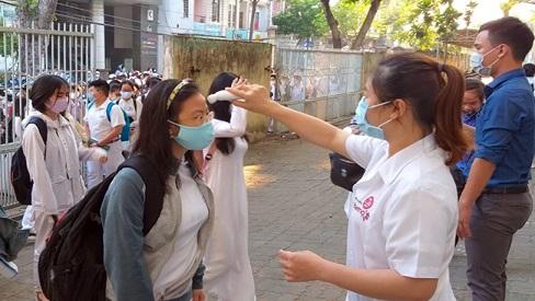 Một số cách phòng tránh bệnh covid cho học sinh khi bước vào kỳ thi tốt nghiệp