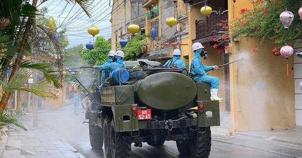 Quảng Nam tăng tốc truy vết, tìm kiếm các trường hợp F1