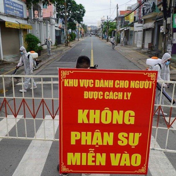 Chồng bệnh nhân số 595 ở Đồng Nai nghi nhiễm Covid-19