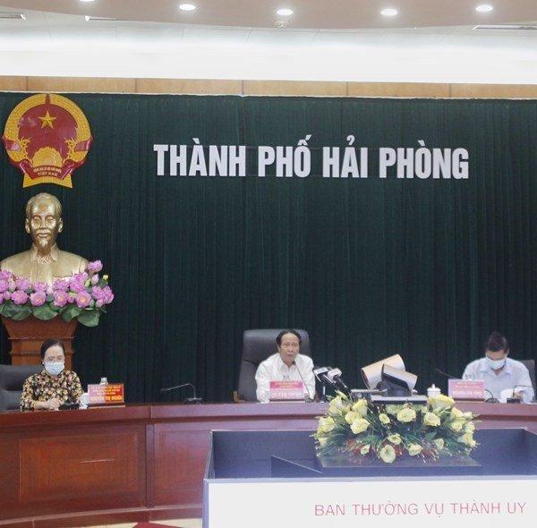 Hải Phòng hỗ trợ Đà Nẵng và Quảng Nam 10 tỷ đồng, chi viện hàng chục y bác sĩ để chống dịch covid-19