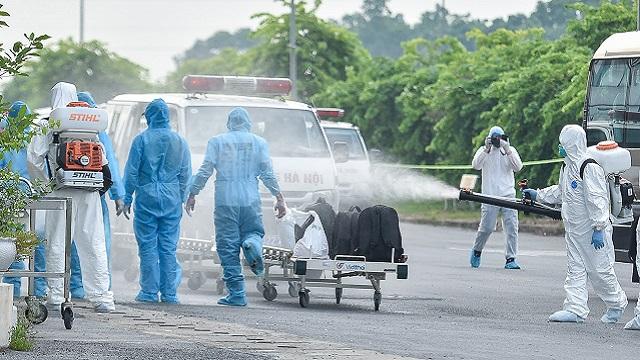 BN 669 ở Đồng Nai tiếp xúc hơn 400 người, trong đó có nhiều bác sĩ