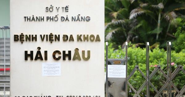 Đà Nẵng cách ly Trung tâm Y tế quận Hải Châu