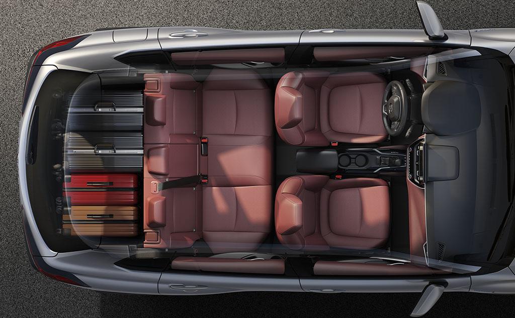 Toyota Corolla Cross cập bến thị trường Việt Nam: giá bán và trang bị cạnh tranh                                            -4
