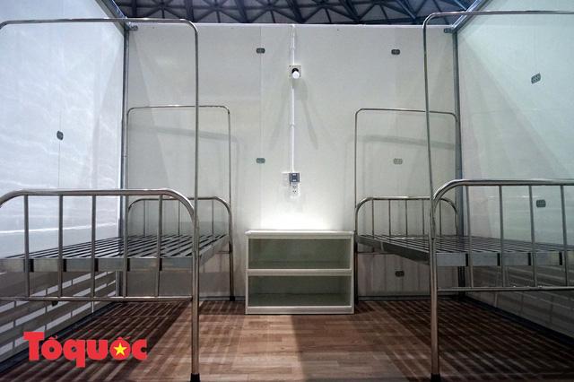 [Ảnh] Bên trong bệnh viện dã chiến lớn nhất Đà Nẵng dùng đối phó dịch Covid-19-16
