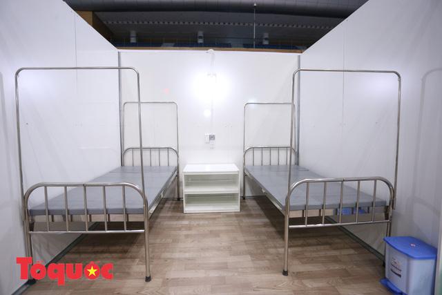 [Ảnh] Bên trong bệnh viện dã chiến lớn nhất Đà Nẵng dùng đối phó dịch Covid-19-10