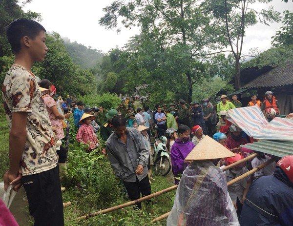 Lào Cai: Hai vợ chồng tử vong do sạt lở đất khi lên đồi trông gia súc