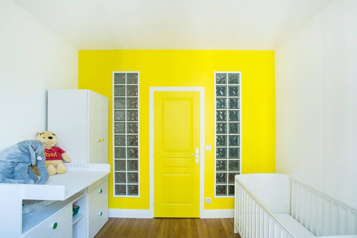 Vàng - sắc màu tươi vui đem lại hiệu quả bất ngờ khi bạn sử dụng cho phòng của bé-3