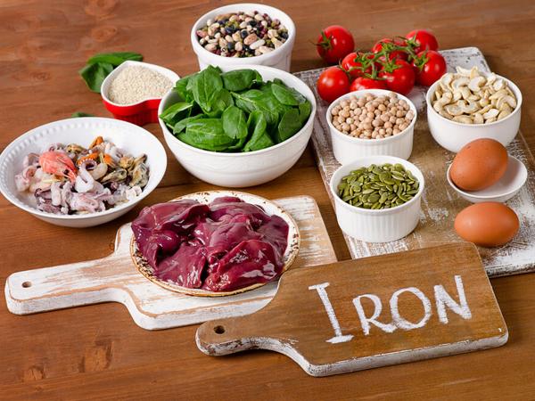 Những loại thức ăn tốt cho thai phụ-1