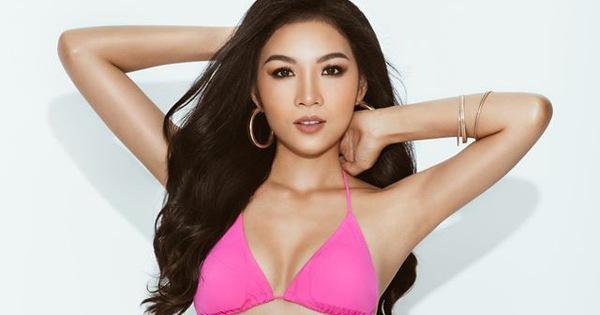 Em gái luật sư của Hoàng Thùy: Bị loại khỏi Hoa hậu Hoàn vũ vì chiều cao nhưng body lại