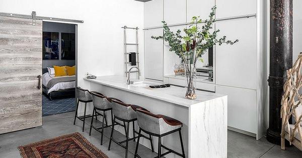 Những căn bếp nhỏ được thiết kế sáng tạo vừa đẹp vừa tiện dụng nhờ các giải pháp không ai ngờ tới