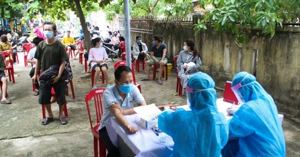 Hai bệnh nhân Covid-19 đầu tiên tại Quảng Trị lịch trình di chuyển phức tạp, tiếp xúc với nhiều người