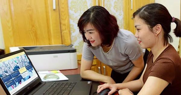 67.325 học sinh đăng ký thành công vào lớp 6 THCS tại Hà Nội