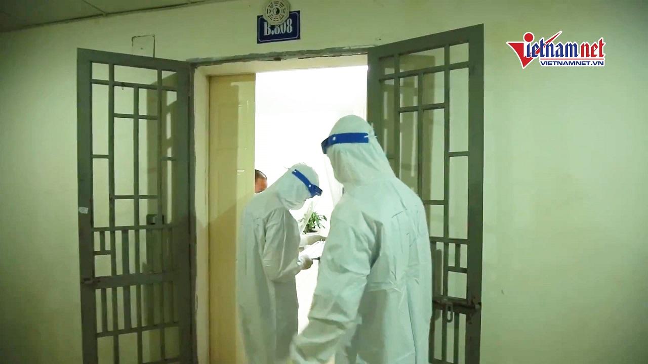 Bệnh nhân Covid-19 mới ở Hà Nội: đi nhiều nơi, tiếp xúc 57 người