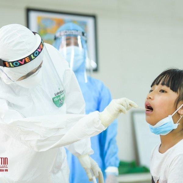 Hà Nội: Triển khai xét nghiệm RT-PCR cho người dân từ Đà Nẵng về