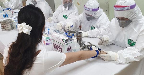 Ngày 8-8, Hà Nội chính thức triển khai xét nghiệm RT-PCR tại 13 quận, huyện