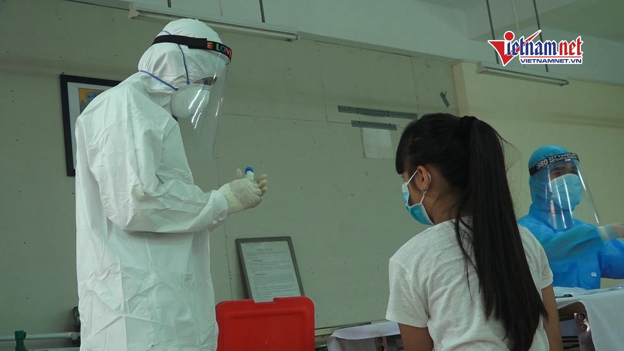 Chiều ngày 8/8, thêm 21 ca mắc Covid-19 mới, Khánh Hòa có 1 ca bệnh