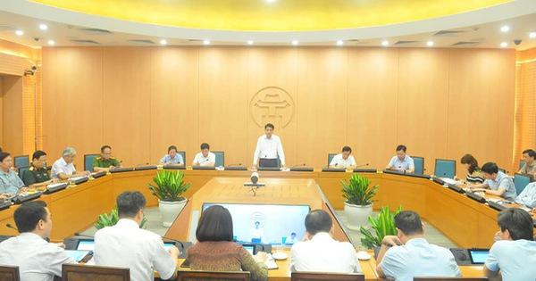 Chủ tịch Hà Nội: Bệnh nhân 812 xét nghiệm PCR 3 lần mới phát hiện dương tính, đó là sự phức tạp