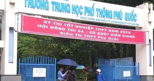 Phó Chủ tịch UBND xã dự thi tốt nghiệp THPT 2020 bị nghi trước đó dùng bằng cấp 3 không hợp lệ?