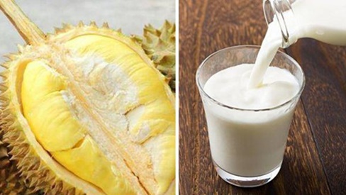 Nhồi máu cơ tim vì ăn sầu riêng và uống sữa: Những thực phẩm ăn với sầu riêng cực độc