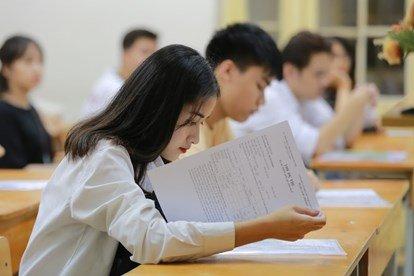Đáp án đề thi môn Vật lý tốt nghiệp THPT 2020 chuẩn nhất mã đề 210