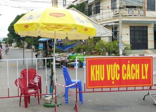 Thông tin chi tiết về ca bệnh Covid-19 ngày 10/8 ở Quảng Nam