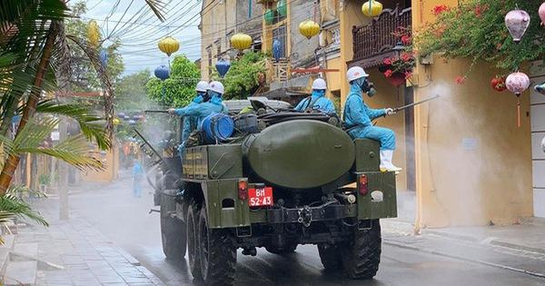 Từ 0 giờ ngày 13/8, Quảng Nam tạm dừng một số hoạt động để phòng, chống dịch bệnh Covid-19