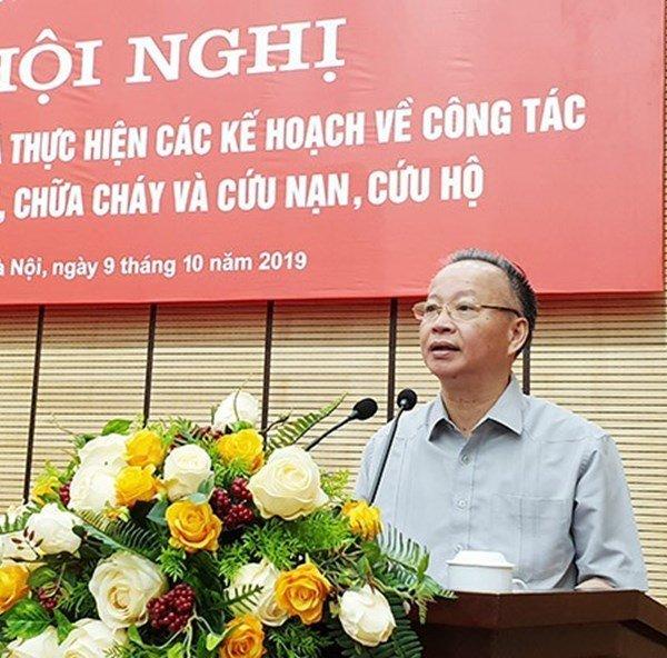 Điều hành UBND TP. Hà Nội thay ông Nguyễn Đức Chung sẽ là ông Nguyễn Văn Sửu