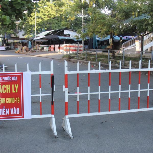Người dân Quảng Nam được hỗ trợ bao nhiêu khi bị phong toả cách ly?