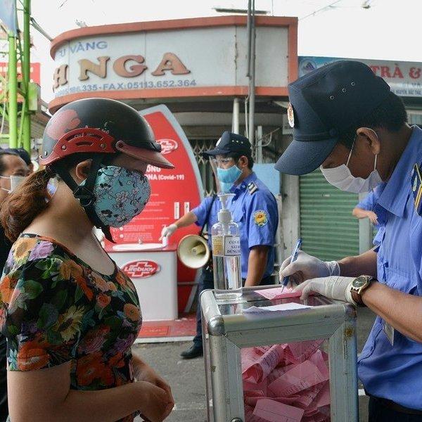 Bất cập cấp phiếu cho người dân đi chợ mùa Covid-19: UBND TP. Đà Nẵng ra chỉ đạo