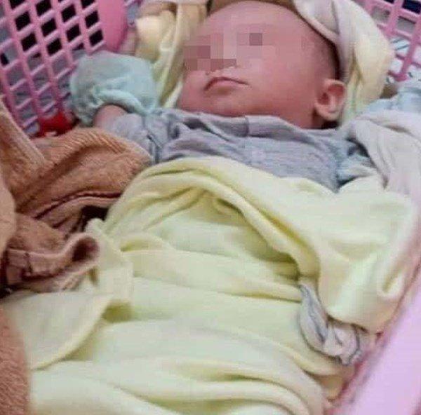 Nữ sinh bỏ con 10 ngày tuổi bên đường cùng bức thư