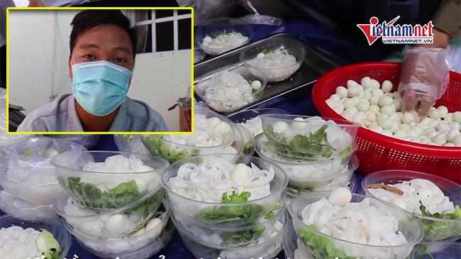 Hàng trăm suất ăn miễn phí hỗ trợ bệnh nhân, y bác sĩ ở Đà Nẵng