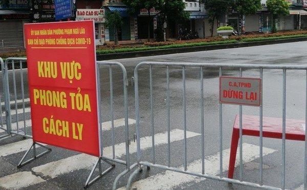 Hải Dương yêu cầu người dân không ra khỏi thành phố