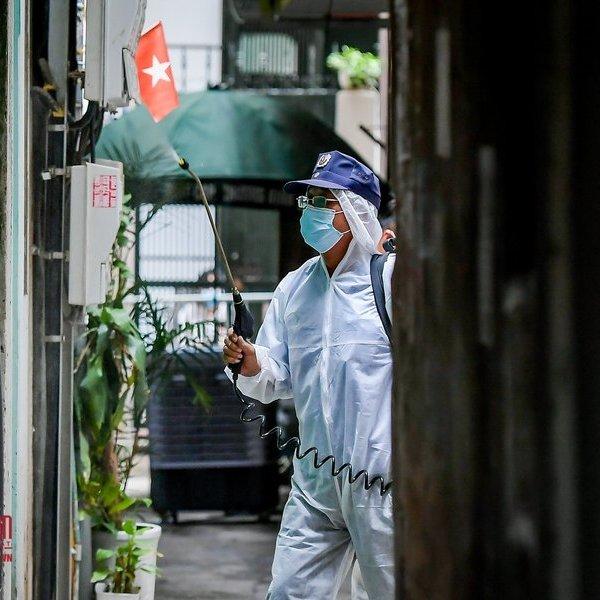 Hà Nội ghi nhận ca nhiễm Covid-19 thứ 12 trong cộng đồng