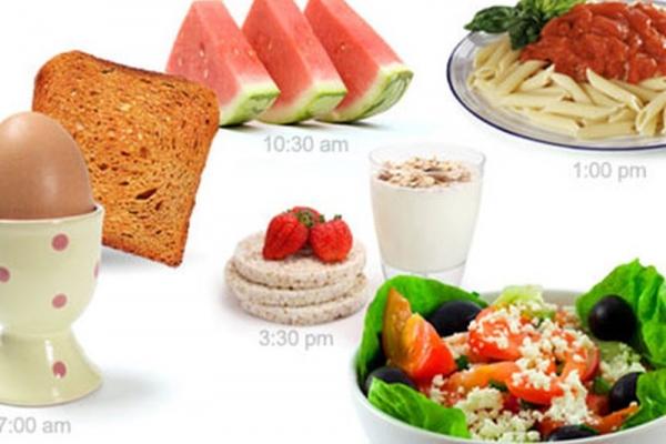 Một số thực đơn giúp giảm cân an toàn