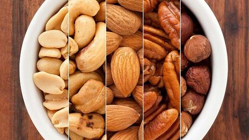 10 loại hạt tốt nhất cho bà bầu, nếu đang mang thai bạn nhất định phải ăn