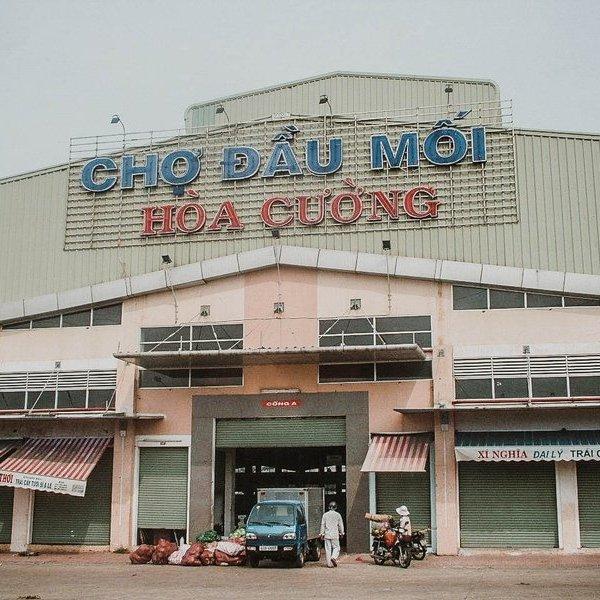 Đà Nẵng: Đính chính thông tin vụ tiểu thương chợ đầu mối Hòa Cường dương tính với Covid-19