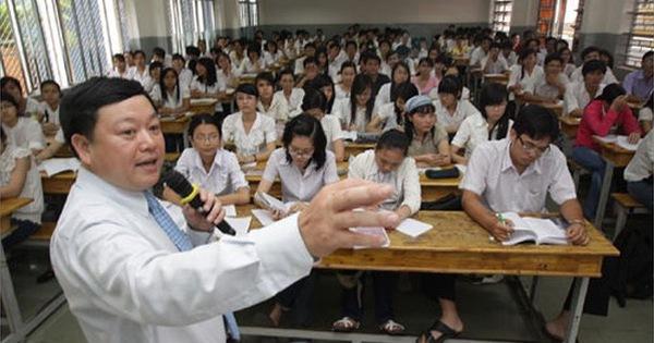 Chuẩn chương trình đào tạo trình độ đại học dự kiến tối thiểu phải đạt từ 120 tín chỉ