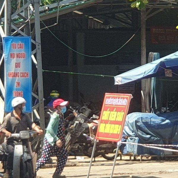 Đà Nẵng: Tiểu thương chợ đầu mối nhiễm Covid-19 tiếp xúc phức tạp, nhiều người