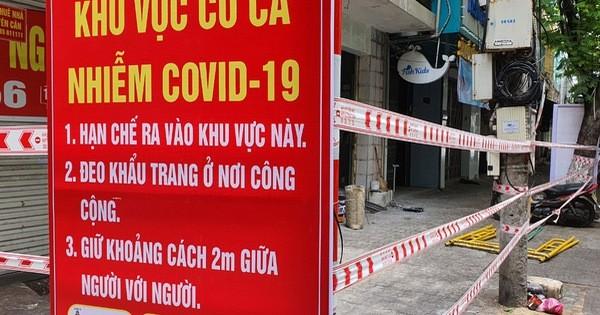 Nóng: Ba tiểu thương tại 2 khu chợ lớn mắc Covid-19, Đà Nẵng khẩn cấp tìm người tiếp xúc gần