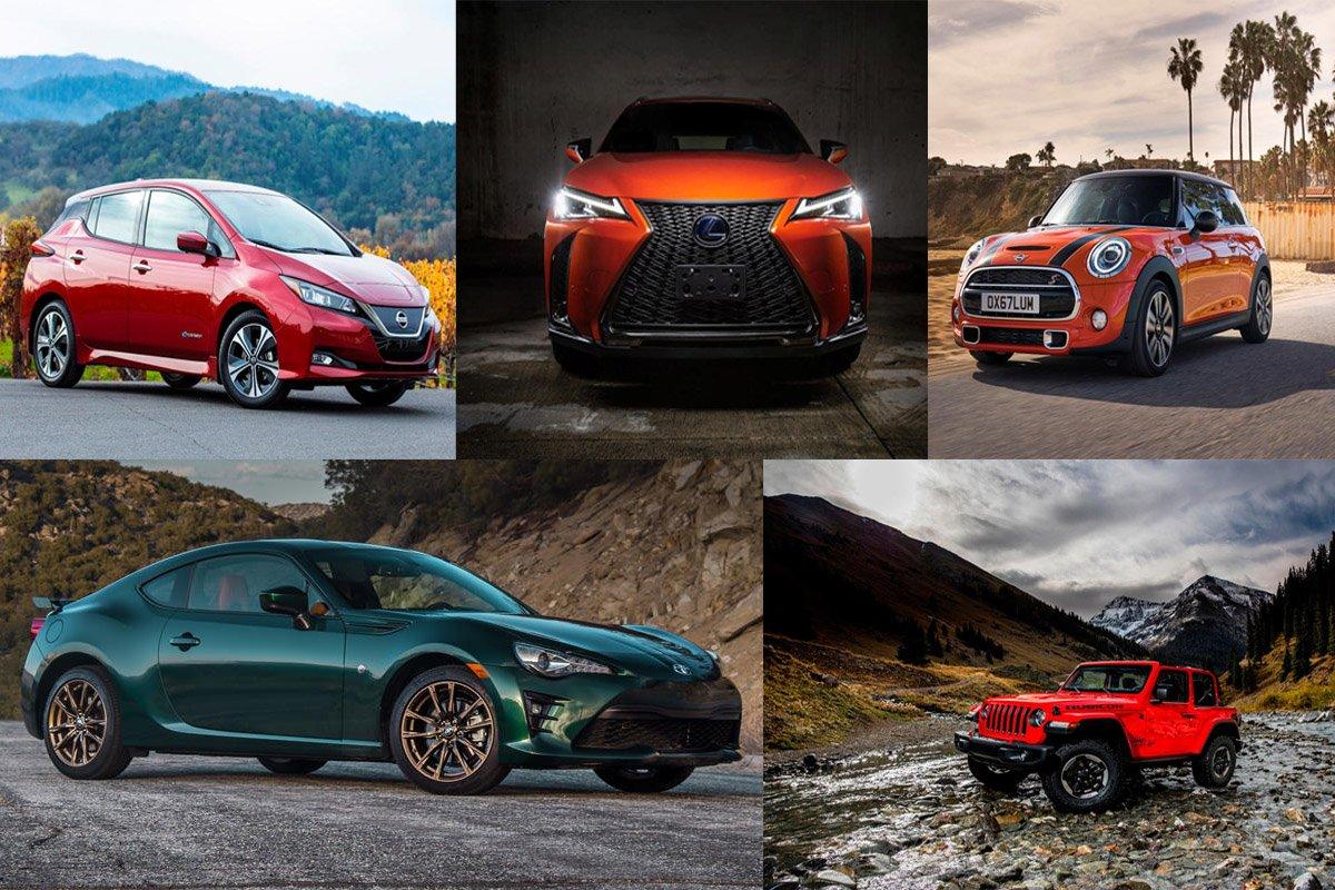 10 mẫu ô tô thích hợp nhất sử dụng trong đô thị năm 2020 (P2)